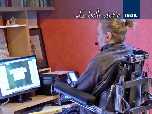 Roberto Bonasia - Le belle storie Inail