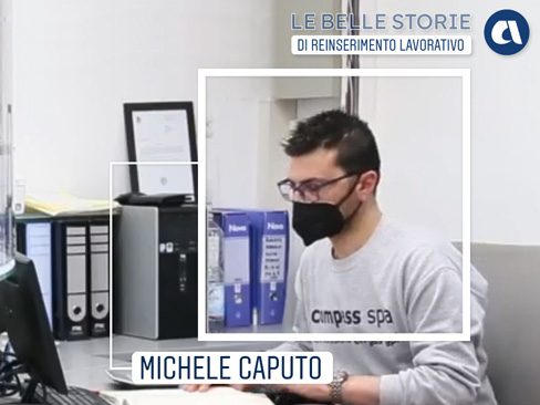 Le Belle Storie Inail - Michele Caputo