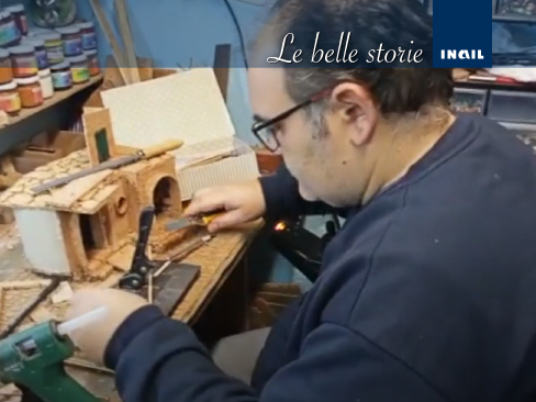 Angelo Gabriele - Le belle storie Inail