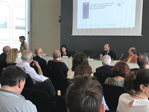 Convegno reinserimento lavorativo Milano