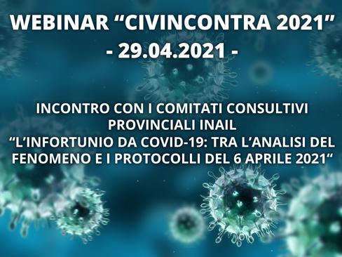 Webinar - CIVINCONTRA 2021