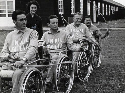Sessanta anni dalla prima Paralimpiade