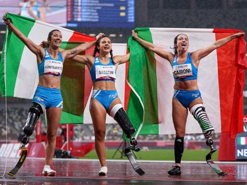 Giochi Paralimpici Tokyo