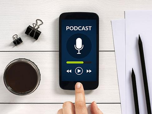 Inail approda su Spreaker con il suo podcast