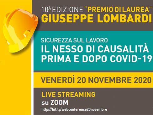 premio laurea Lombardi Udine