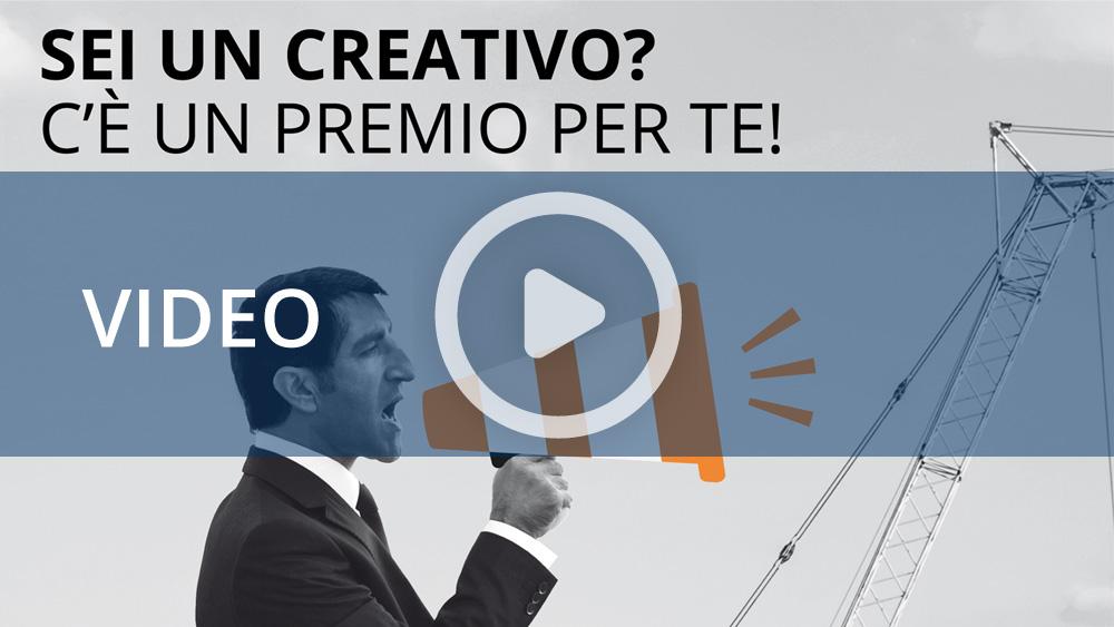 """Spot video concorso nazionale """"Marco Fabio Sartori 2018"""""""
