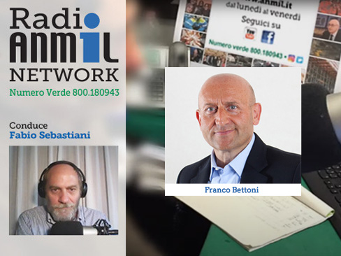 Radio Anmil - Franco Bettoni