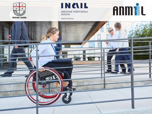 Immagine integrazione occupazionale dei disabili da lavoro