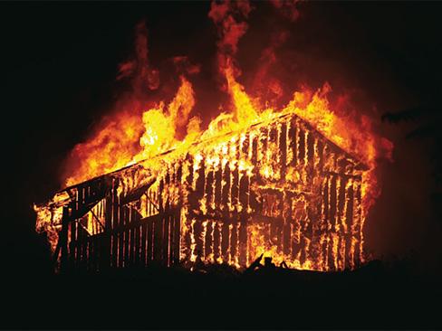 Immagine pubblicazione resistenza al fuoco