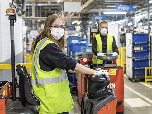 Sicurezza in ambiente lavoro