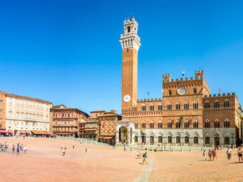 Rischio lavorativo settore turismo Siena