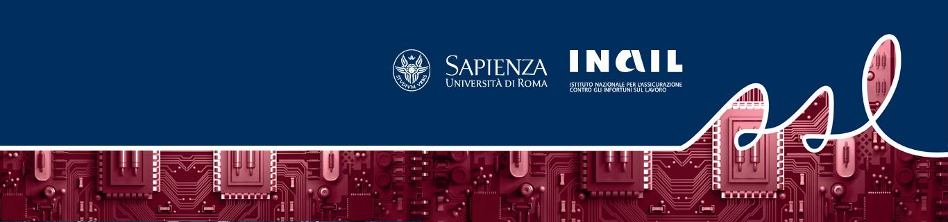 """Master Sapienza-Inail in """"Gestione integrata di salute e sicurezza nell'evoluzione del mondo del lavoro"""""""