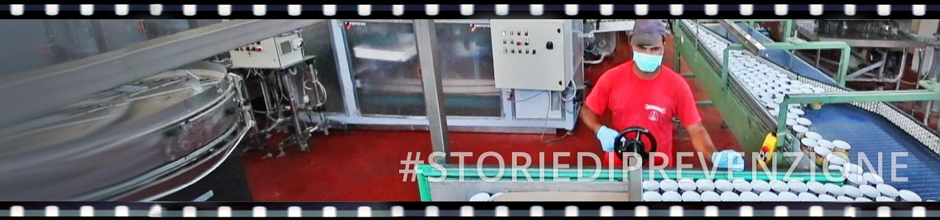 Immagine Slider #storiediprevenzione robot conserve