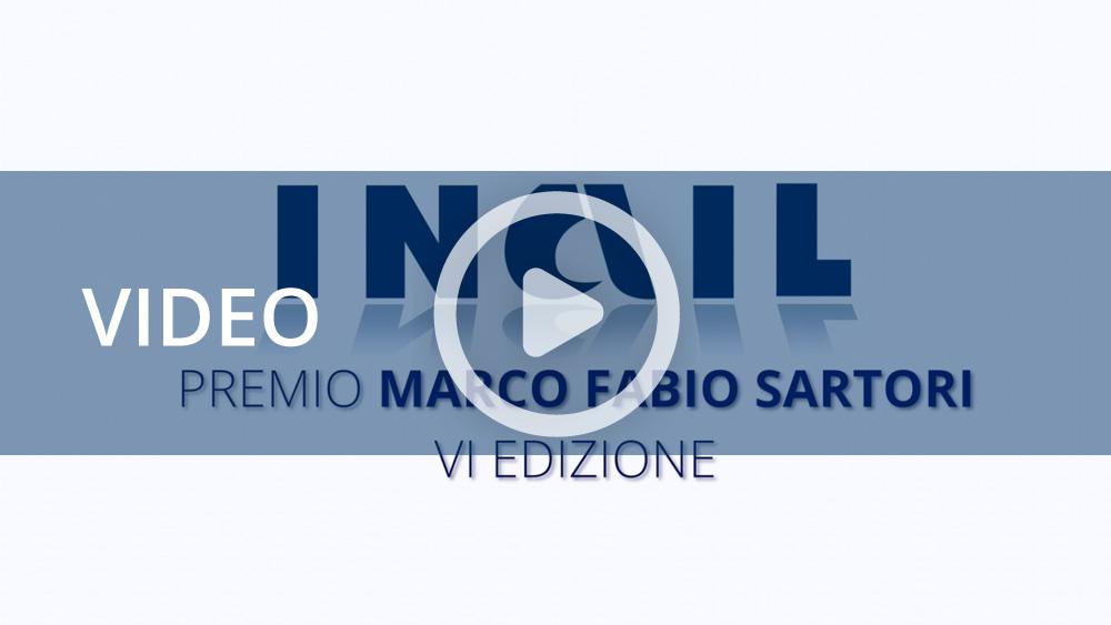 Concorso nazionale Marco Fabio Sartori, VI edizione