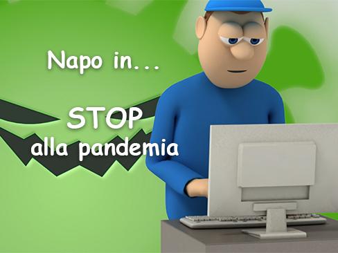 Napo stop alla pandemia