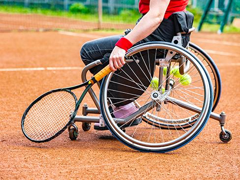 Torneo tennis in carrozzina Livorno