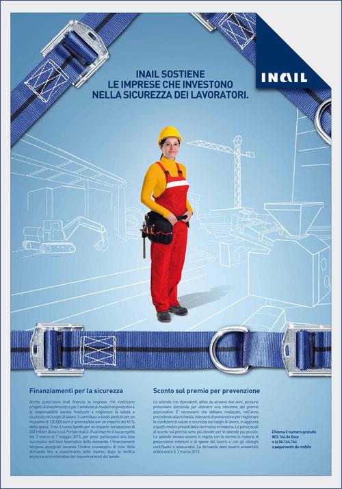 Immagine Campagna incentivi alle imprese e sconto per prevenzione - Isi 2014