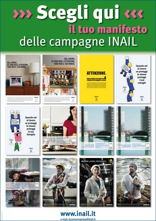 Immagine Serie manifesti 2009