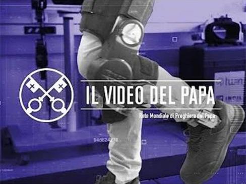 Video del Papa novembre 2020