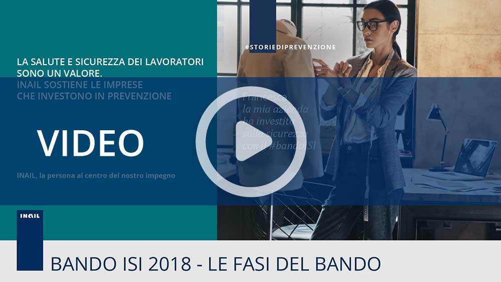Bando Isi 2018 - Le fasi
